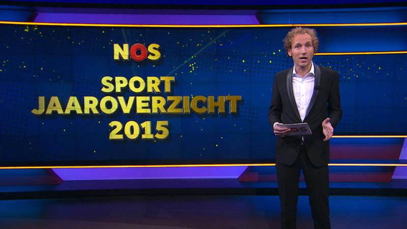 Het Jaaroverzicht van NOS Sport | NOS