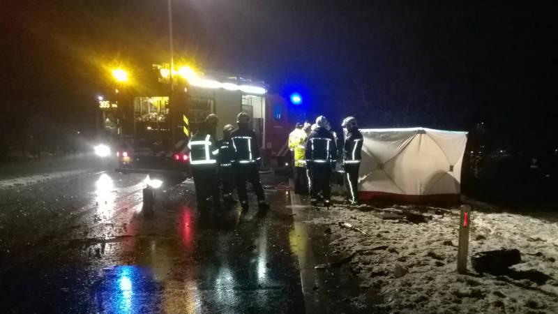 Dode bij ongeluk in Drenthe op N34.