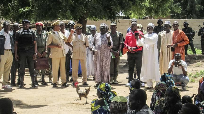 Aanslag Moskee Twitter: Zeker Tien Doden Bij Aanslag Op Moskee In Kameroen