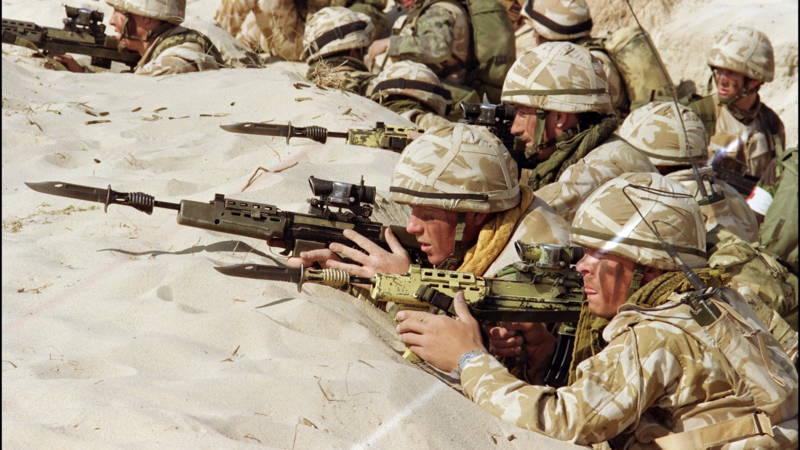 gulf war syndrome essay Gulf war syndrome sgt epps precious class 006-13 ssg volkert june 27, 2013 the gulf war syndrome was a disease that was found in the late 1990 s the.
