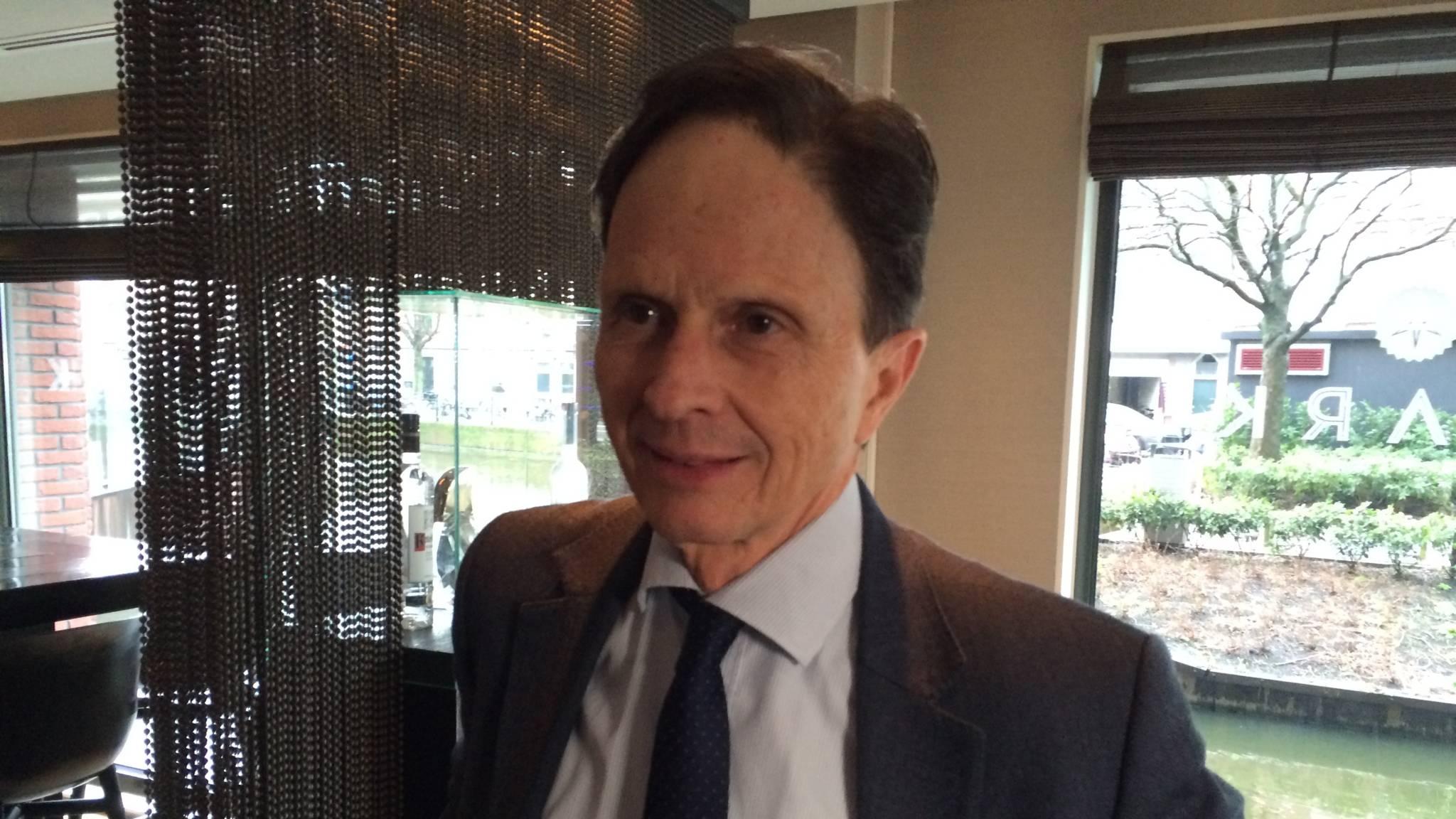 da4c13a9a41 Zika-expert en WHO-adviseur David Heymann NOS/Rinke van den Brink. '