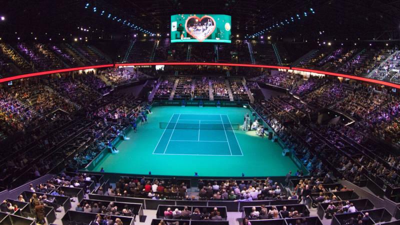ABN Amro-tennistoernooi bij de NOS | NOS
