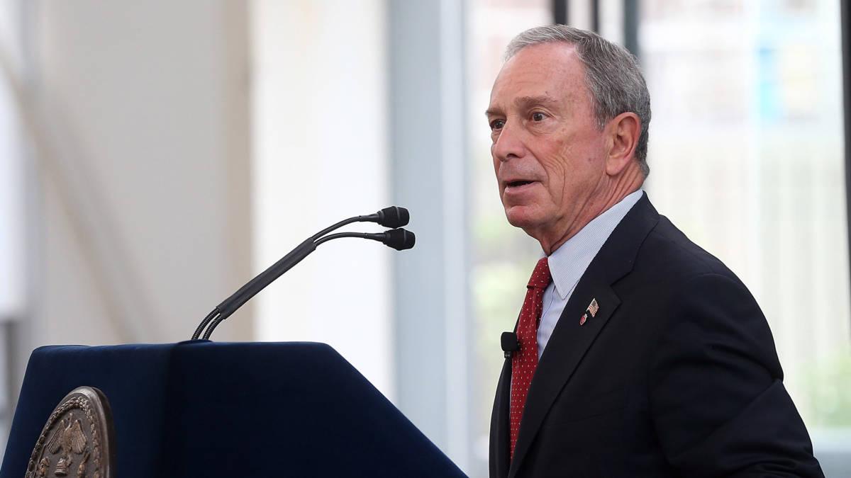 Bloomberg bevestigt interesse in Witte Huis