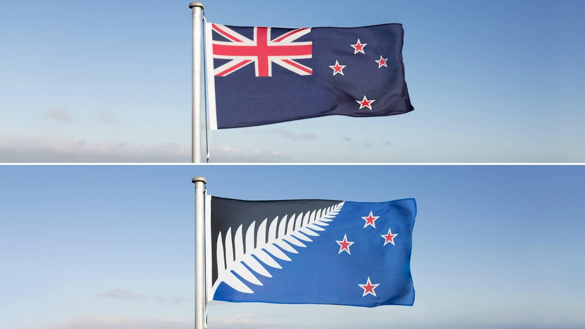 Welke Vlag Kiest Nieuw Zeeland Nos