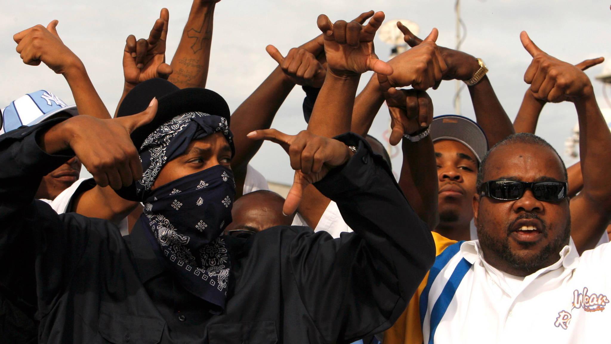 Haagse gangster is 'rustâââhger' dan Amerikaanse | NOS