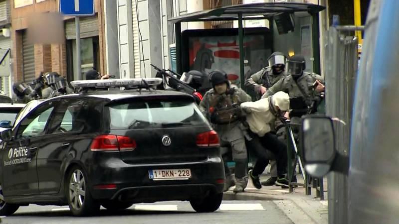 Abdeslam zou nieuwe aanslagen hebben voorbereid nos for Adresse maison communale schaerbeek