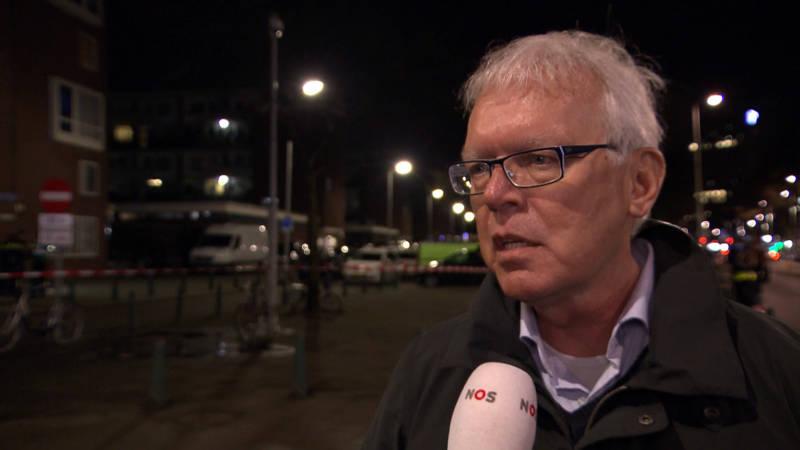 Landelijk Parket Rotterdam : Terreurverdachte opgepakt in rotterdam bij grote politie actie nos