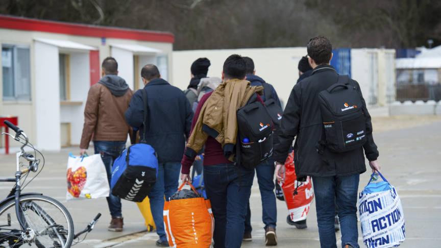 Uitgeprocedeerde asielzoekers