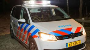 '300 zelfremmende politieauto's terug naar garage'