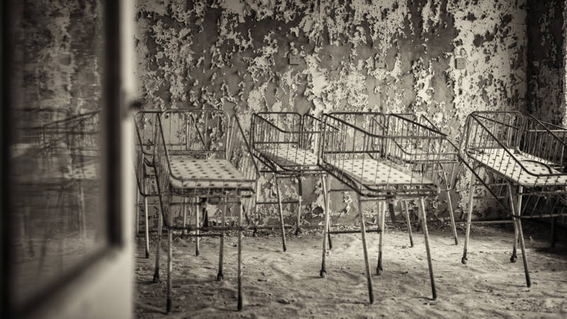 In beeld: Tsjernobyl, 30 jaar na de kernramp | Nieuwsuur: nos.nl/nieuwsuur/artikel/2101609-in-beeld-tsjernobyl-30-jaar-na-de...