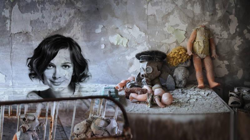 Olga overleefde Tsjernobyl: mensen dachten dat ik ...