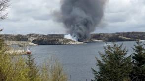 Bekijk details van Helikopter neergestort voor Noorse kust