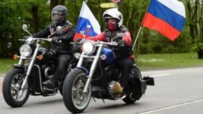 Bekijk details van Polen weigert Russische motorclub Nachtwolven