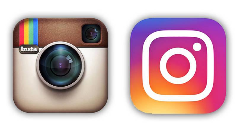 'Oude Instagram-logo was mascotte die gebruikers nu is ...