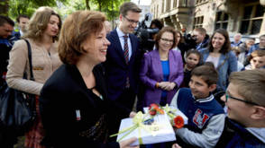Kinderen pleiten bij politiek voor verblijfsvergunning