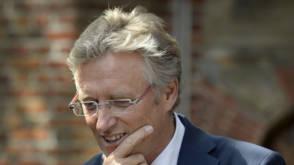 CvdK John Jorritsma voorgedragen als burgemeester Eindhoven