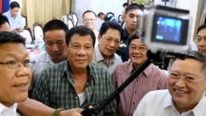 Nieuwe Filipijnse president: corrupte journalisten legitiem doelwit