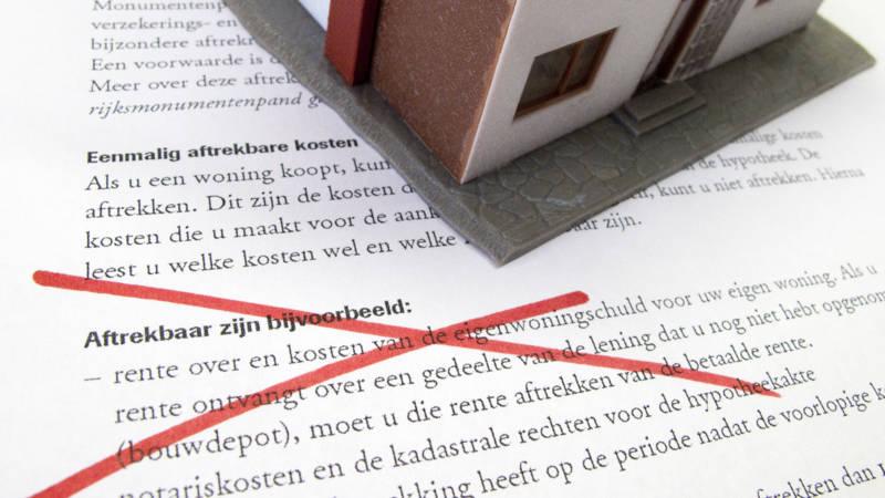 Maandelijkse lasten hypotheek ouders kind hypotheek de for Garant staan ouders hypotheek