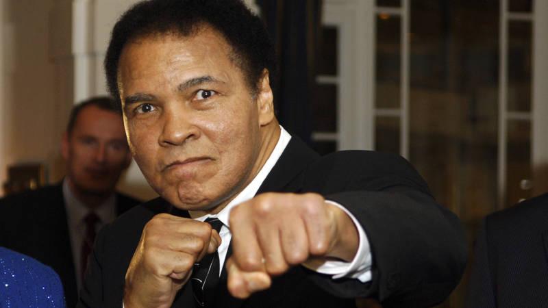 Bokslegende Muhammad Ali 74 Overleden Nos