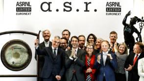 Bekijk details van 'Aegon wilde verzekeraar ASR overnemen'