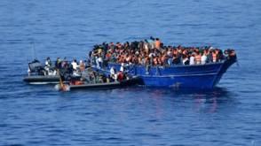 Honderd bootvluchtelingen vermist voor Libische kust