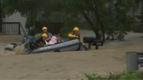 Veertien doden door overstromingen in West-Virginia