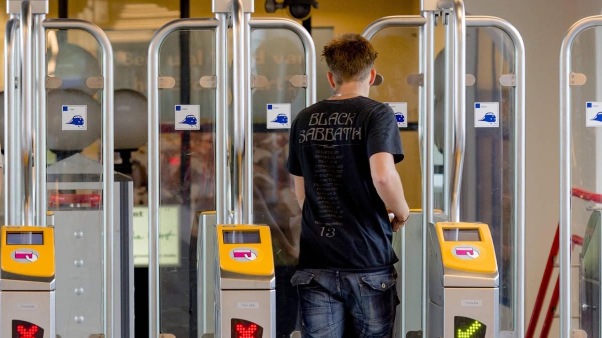Op reis met de trein? Waarom vergeet jij uit te checken?
