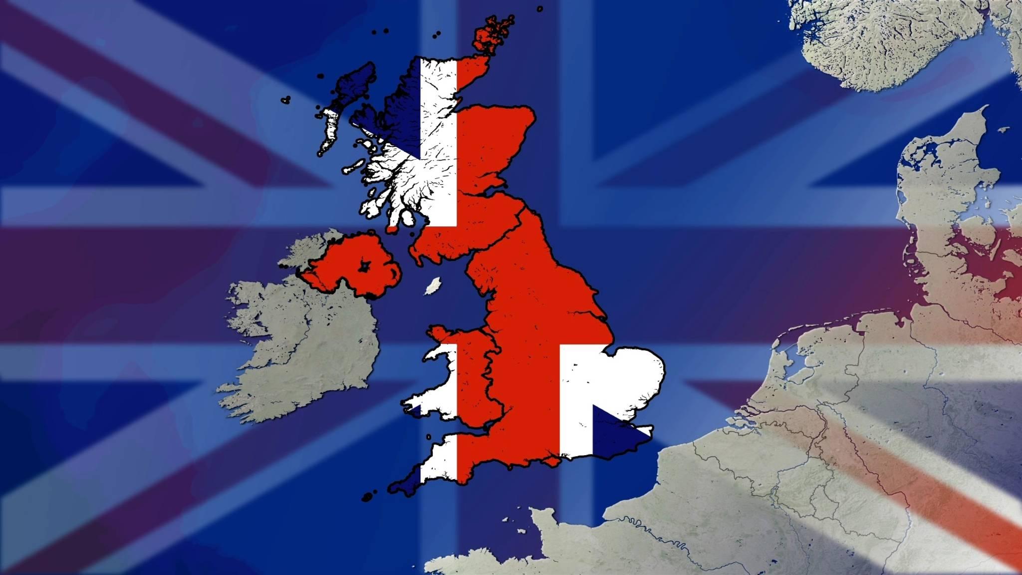 aansluiting Verenigd Koninkrijk