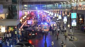 Bekijk details van Veel doden bij aanslag op luchthaven Istanbul