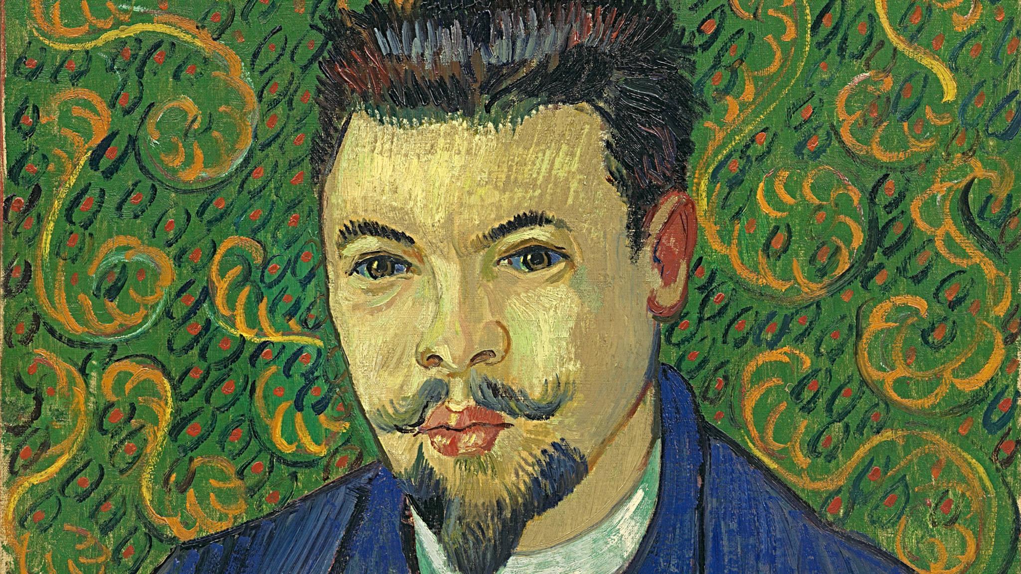 Van Gogh sneed toch zijn hele oor af | NOS