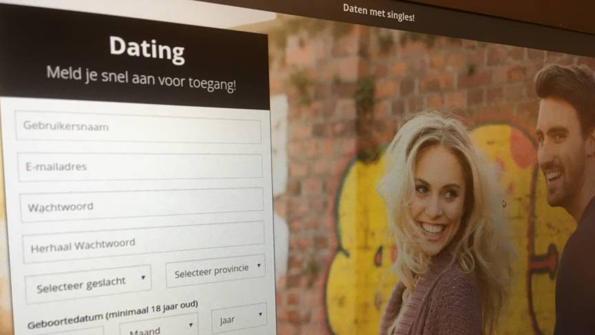 onderzoek datingsites Alphen aan den Rijn