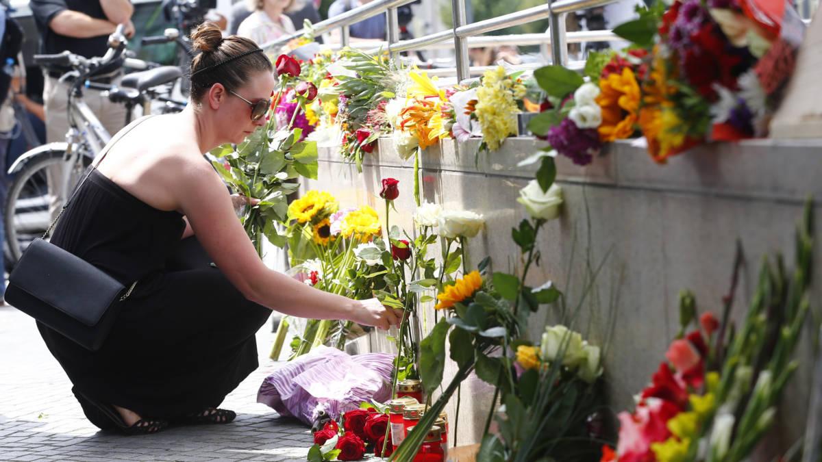 Politie: schutter München lokte slachtoffers naar winkelcentrum