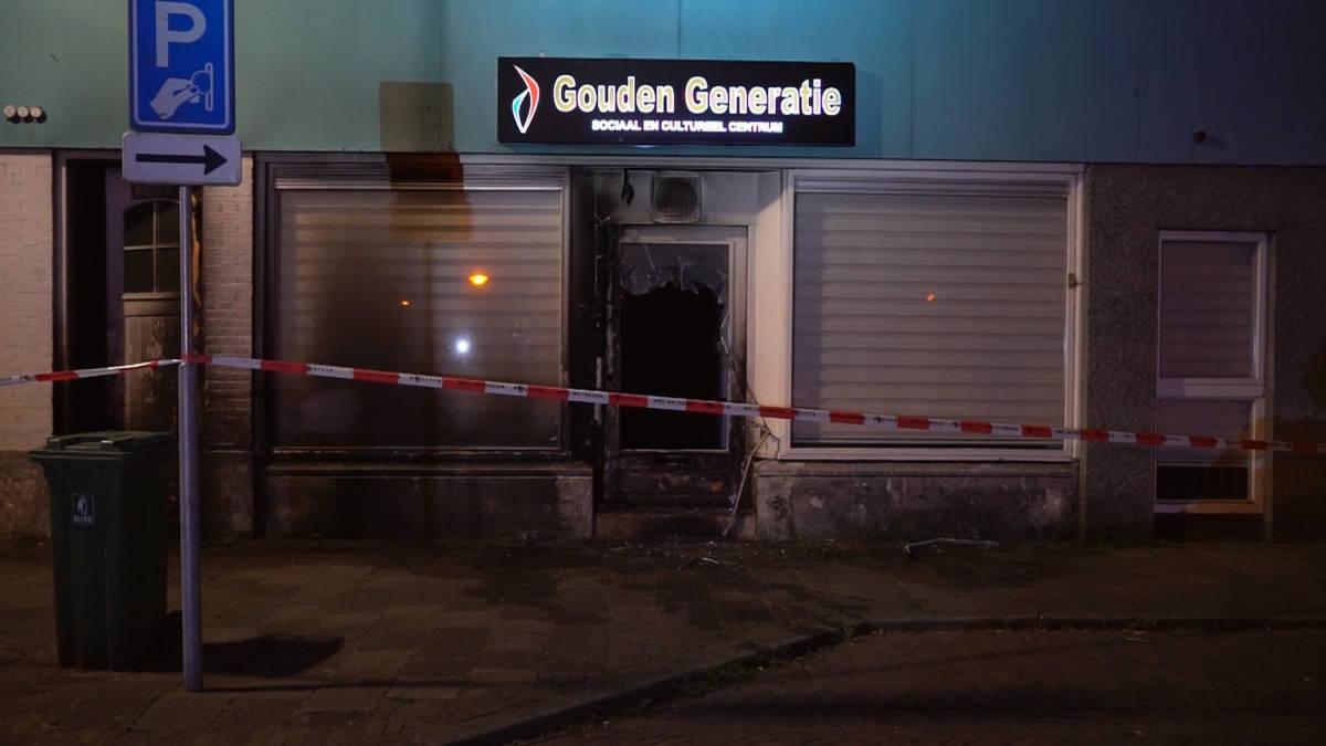 Brandstichting in Turks religieus gebouw Deventer