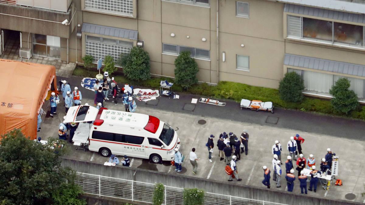 Zeker negentien doden bij steekpartij in Japan
