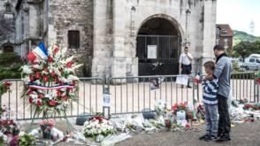 'Syrische asielzoeker opgepakt in verband met moord priester'