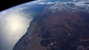 Australië schuift 1,8 meter op