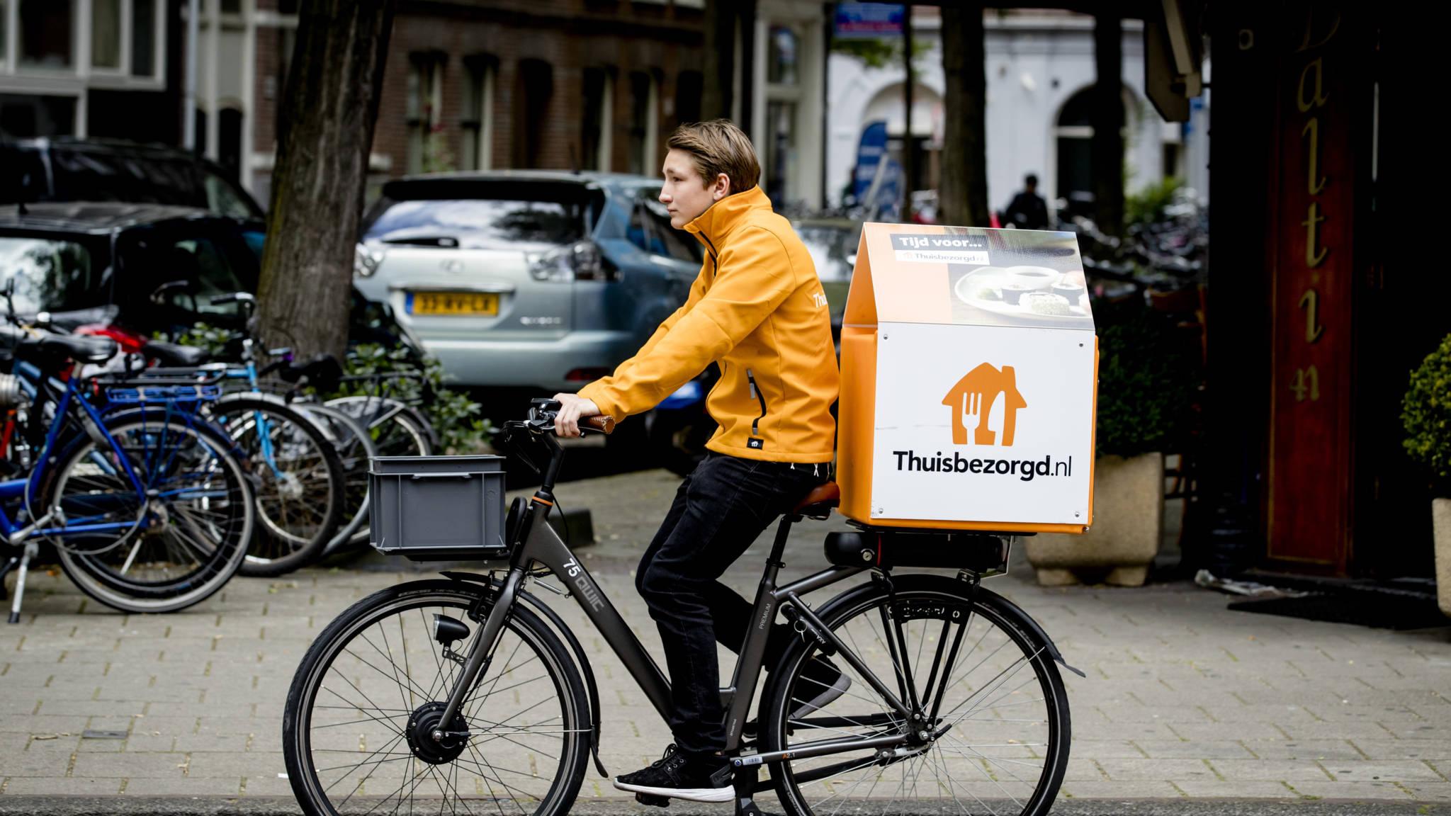 Thuisbezorgd.nl verhuist hoofdkantoor naar Amsterdam