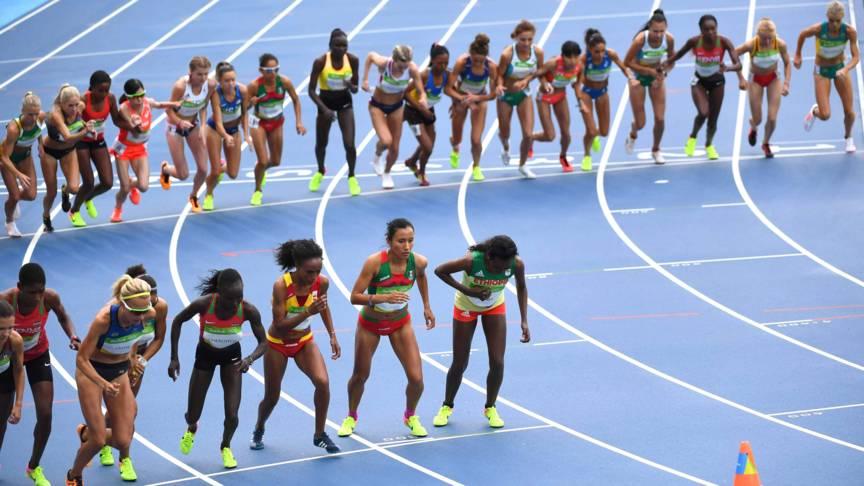 Wereldrecords olympische spelen 2016