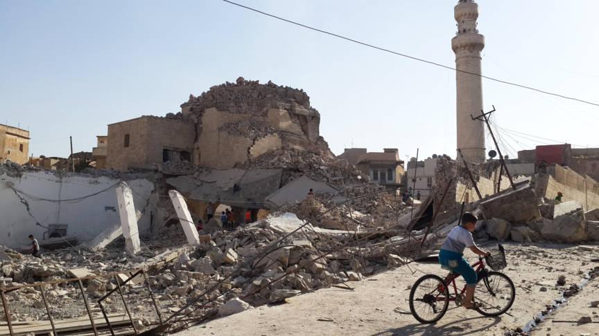 Afbeeldingsresultaat voor Mosul oorlog