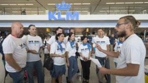 Bekijk details van Rechter handhaaft stakingsverbod bij KLM