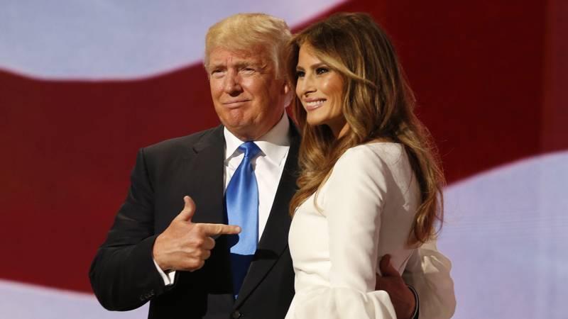 Melania Trump Daagt Krant En Blogger Om Escortclaim Nos