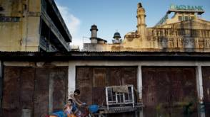 Forse aardbeving treft Myanmar