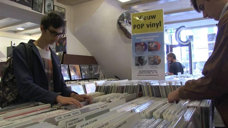 Dit is waarom twintigers vinylplaten kopen nos