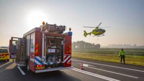 Bekijk details van A59 bij Breda dicht na ongelukken