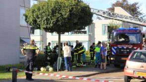 Tweede dode bij brand verzorgingshuis Krabbendijke