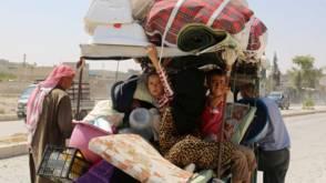 Koerden versterken zich in Manbij