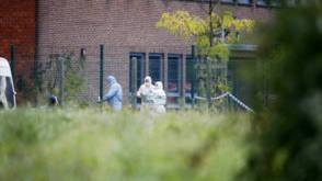Veel schade bij aanslag op forensisch instituut België