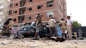Veel doden bij zelfmoordaanslag in Jemen