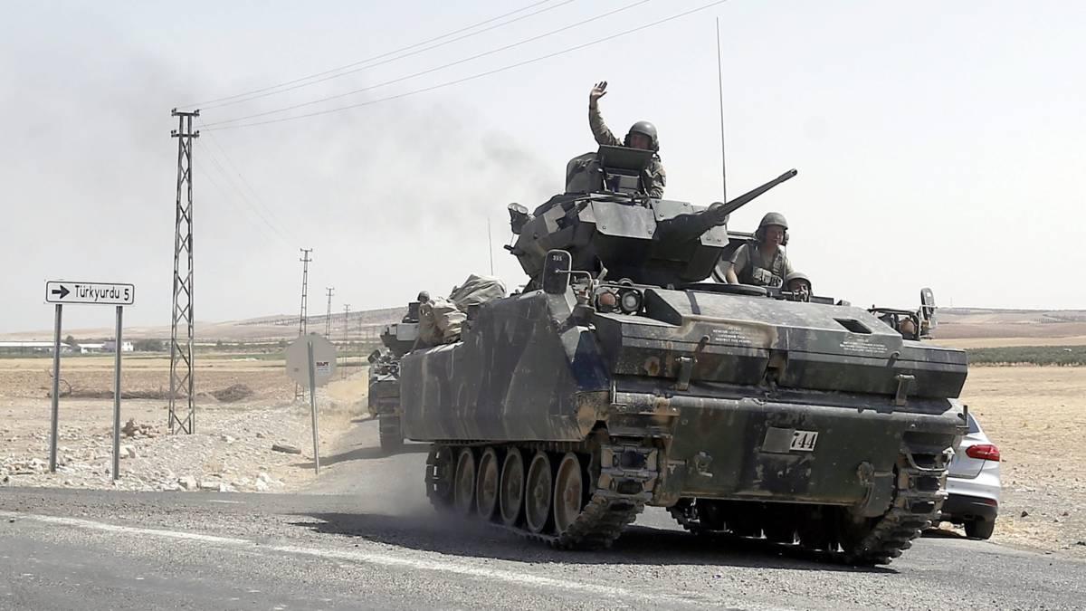 VS waarschuwt Turkije: beperk strijd in Syrië tot IS