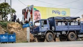 Bekijk details van Vrees voor onrust Gabon in aanloop naar verkiezingsuitslag